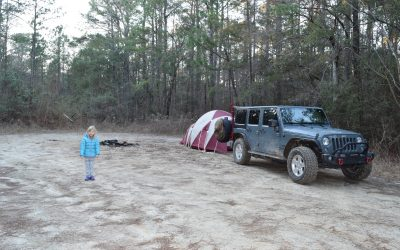 Overland Expedition Planning